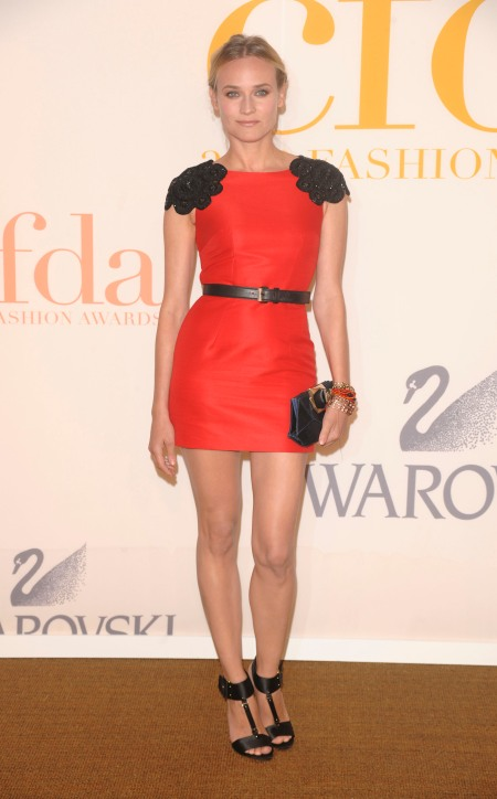 Diane Krueger @ CFDA Awards